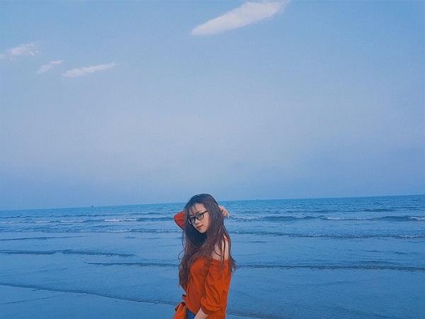 """""""Điêu đứng"""" trước vẻ đẹp của bãi biển dài nhất Việt Nam chỉ nằm gọn trong đất Quảng"""