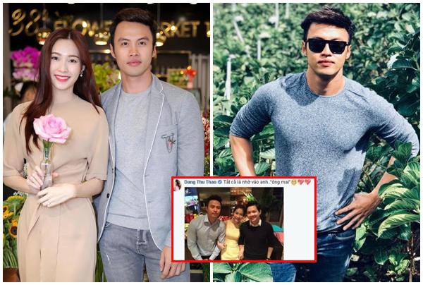 """""""Soái ca khởi nghiệp"""" Lê Đăng Khoa và """"mối tình đặc biệt"""" với Hoa hậu Thu Thảo, giúp cô thay đổi vận mệnh!"""