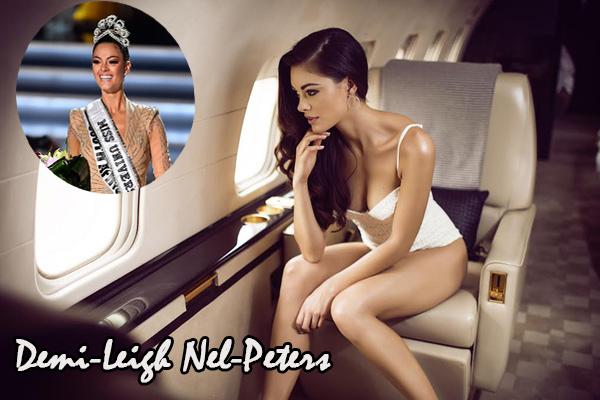"""""""Tận mục sở thị"""" thân hình nóng bỏng của Tân Hoa hậu Hoàn vũ Nam Phi: Đúng là người đẹp mặc gì cũng đẹp!"""