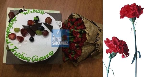 Nam Em mang hẳn một bó hoa cẩm chướng đến tặng sinh nhật Trường Giang là muốn nhắn gửi điều gì?