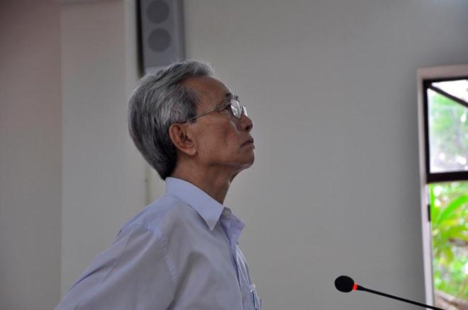 Ông lão 77 tuổi dâm ô với trẻ em ở Vũng Tàu được giảm án