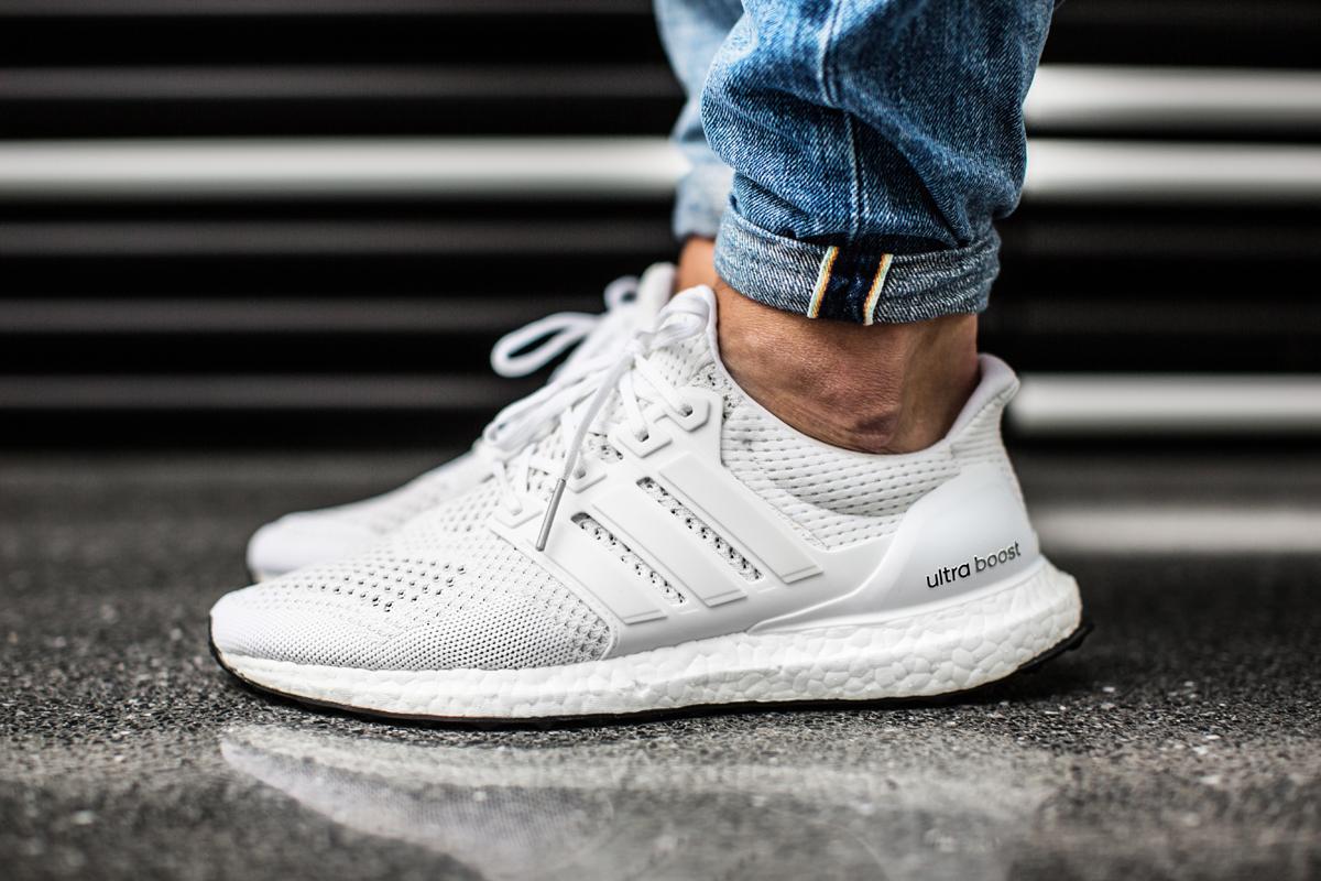 Ultra Boost đôi giày mang lại sự bứt phá của Adidas