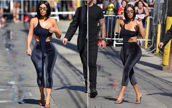 Kim Kardashian lên tiếng phản bác gay gắt khi bị bác sĩ chê bai thẩm mỹ hỏng