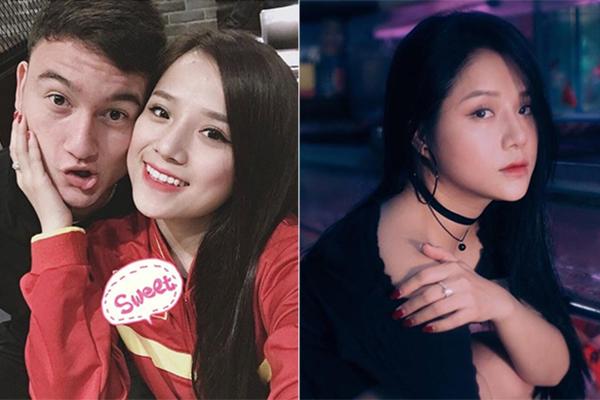 """Bạn gái thủ môn Đặng Văn Lâm cover """"Gửi anh và cô ấy"""" dằn mặt kẻ thứ 3, nhưng dân mạng lại khen hát hay hơn cả bản gốc"""