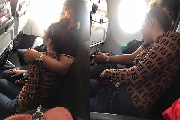 """Vô tình phát hiện cặp ngoại tình đang đi chung chuyến bay, nữ hành khách chia sẻ để """"mẹ nào nhận ra chồng thì đem về ngay"""""""
