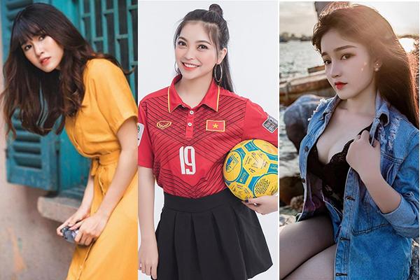 """Xứ Quảng chẳng thiếu người đẹp, ngoài Tân Hoa hậu, các hot girl xứ này cũng khiến dân mạng """"thương nhớ không thôi"""""""