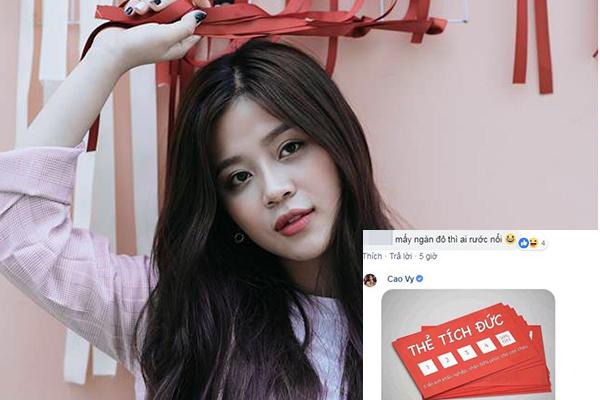 """MC Cao Vy tái xuất Facebook sau lùm xùm """"đi khách"""", thẳng thắn đáp trả những lời xỉa xói"""