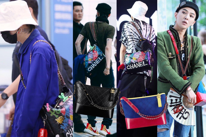 Bóc giá cả tủ đồ hiệu Chanel của trưởng nhóm Big Bang G-Dragon