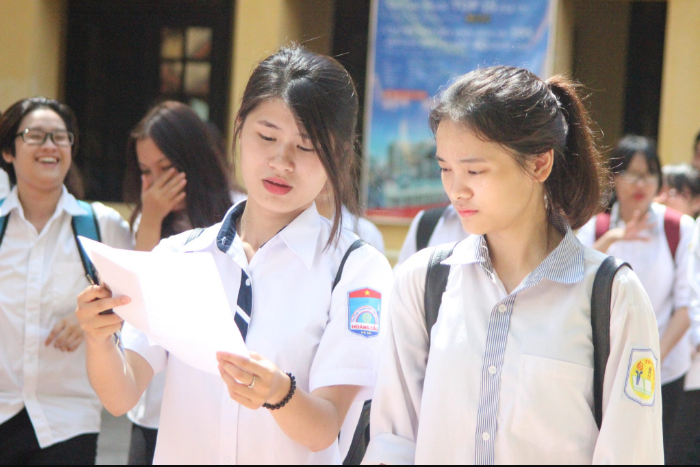 Bộ Giáo dục và Đào tạo công bố danh sách 63 cụm thi THPT quốc gia năm 2018