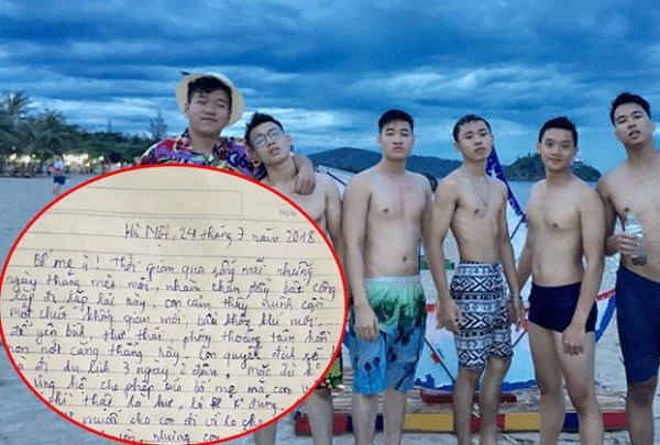 Xin ba mẹ đi chơi nhưng bất thành, chàng trai nói dối đi ăn sáng rồi bỏ nhà đi du lịch 3 ngày