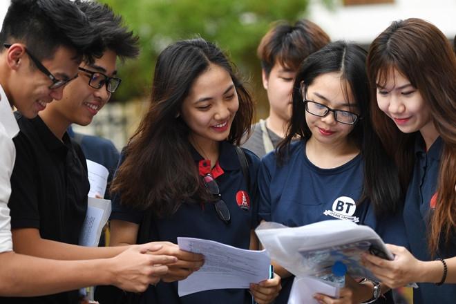 Chỉ tính riêng Nghệ An đã có tới 900 thí sinh đăng ký vào ĐH Y Hà Nội