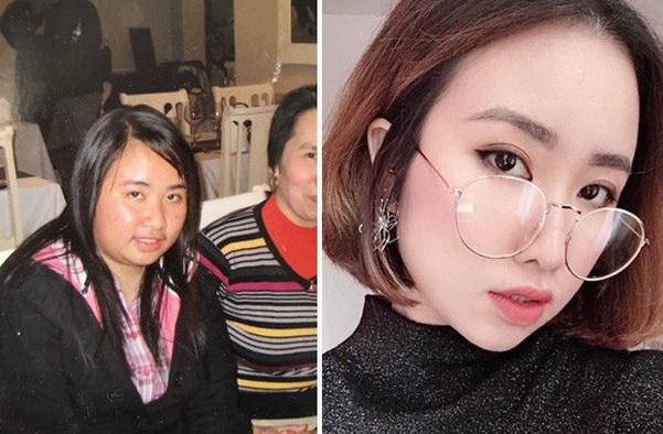 """Từng tự ti không dám tỏ tình vì béo, cô gái quyết tâm giảm hơn 20kg và thành đôi với """"chàng trai năm 17 tuổi"""""""