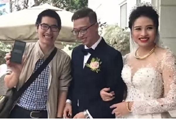 Clip gây tranh cãi: Xuất hiện đám cưới quẹt thẻ đầu tiên ở Việt Nam