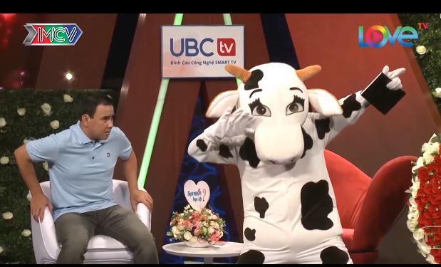 Tình trường đáng nể của chàng trai hóa bò sữa tham dự Bạn muốn hẹn hò: Thanh niên dễ dãi, từng quen 16 người