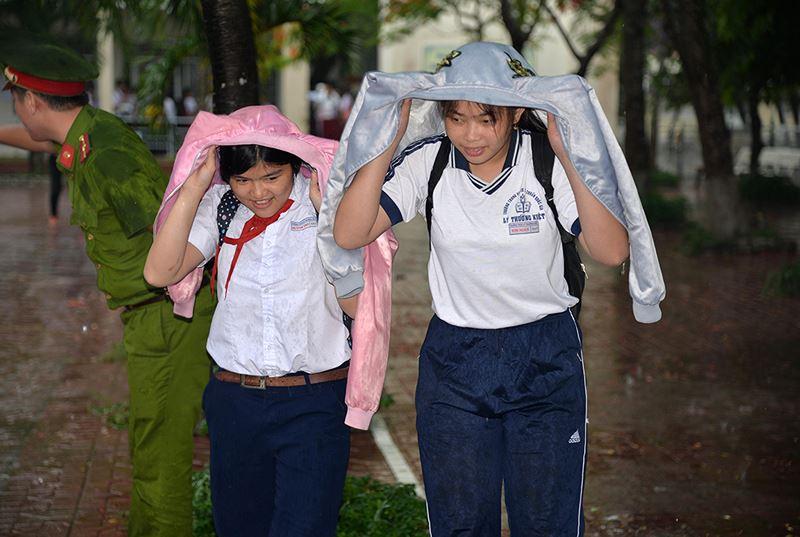 Đâu chỉ TP.HCM, An Giang cũng có hơn 400 thí sinh bỏ thi trong ngày đầu thi tuyển sinh vào lớp 10