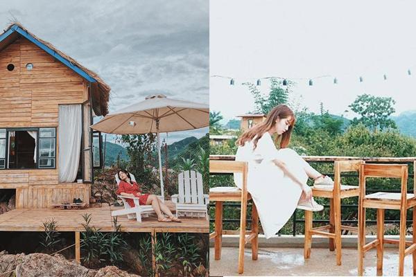 """Cầm 95K lên căn nhà gỗ nằm giữa vườn mơ cổ thụ Mộc Châu, mang về ngay 1001 bức hình """"sống ảo"""""""