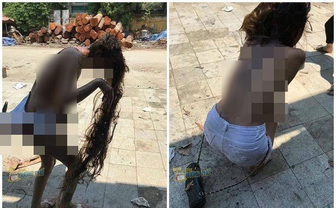 Đánh ghen tại Hà Nội: Cắt tóc, gội đầu và tắm bằng mắm tôm, dầu luyn cho cô bồ nhí