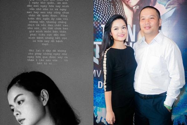 """Sau tin ly hôn, Phạm Quỳnh Anh đổ bệnh, tâm sự u uất """"vết thương chằng chịt và nỗi đau chất cao"""""""