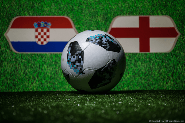 Lịch sử đối đầu trước trận bán kết World Cup 2018 lúc 1h rạng sáng mai 12/7 cho thấy Anh đang vượt trội, nhưng họ từng bị Croatia loại khỏi EURO.