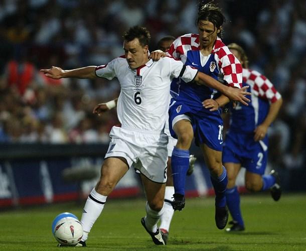 Không ai ngờ Croatia tại EURO 96 cũng là thế hệ vàng đưa họ đứng thứ 3 ở World Cup 1998. Sau thế hệ này, Croatia khá lận đận. Ngày 20/8/2003, trong trận giao hữu gặp lại Anh trên sân khách, Croatia thua 1-3.