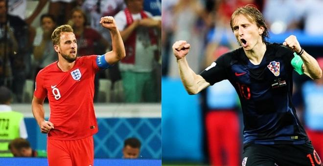 """Bán kết World Cup 2018: Lịch sử đứng về phía Anh nhưng đừng quên Croatia là """"kẻ ngáng đường vĩ đại""""!"""
