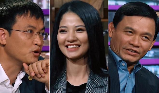 """Bị Shark Vương """"chê"""" công ty có vấn đề lớn gây xung đột lợi ích, CEO nữ xinh đẹp chọn vội Shark Phú"""