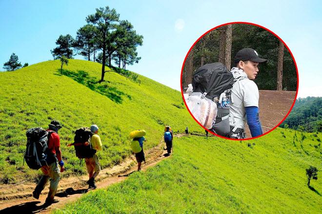 """Cả trăm người truy tìm phượt thủ mất tích trên """"cung đường trekking đẹp nhất Việt Nam"""""""
