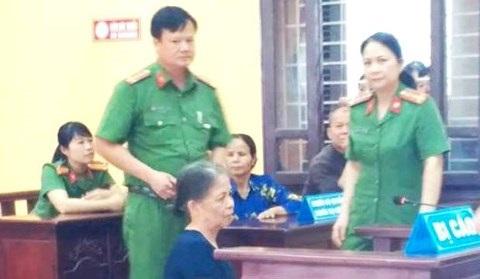Đại án bà nội sát hại cháu gái 23 ngày tuổi chấn động Thanh Hóa: 13 năm tù cho bị cáo