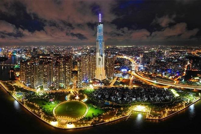 """""""Hậu trường"""" Landmark 81 - Top những tòa nhà cao nhất thế giới do người Việt tự đầu tư và xây dựng"""