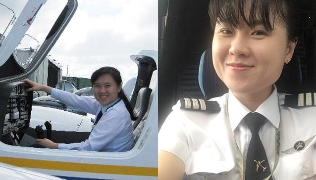 Lê Thị Bích Hồng - Cựu du học sinh Úc trở thành nữ cơ trưởng người Việt Nam đầu tiên