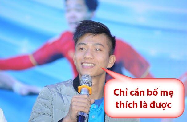 Mẹ Phan Văn Đức sắp có nhiều con dâu nhất xứ Nghệ khi hot boy U23 Việt Nam tiết lộ tiêu chí chọn người yêu