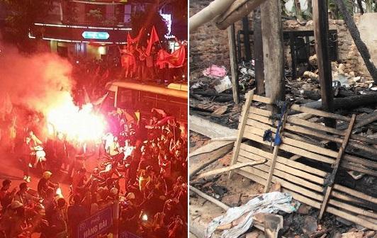 Nam thanh niên đốt nhà vì thua độ trận U23 Việt Nam - U23 Iraq hay do nguyên nhân nào khác?