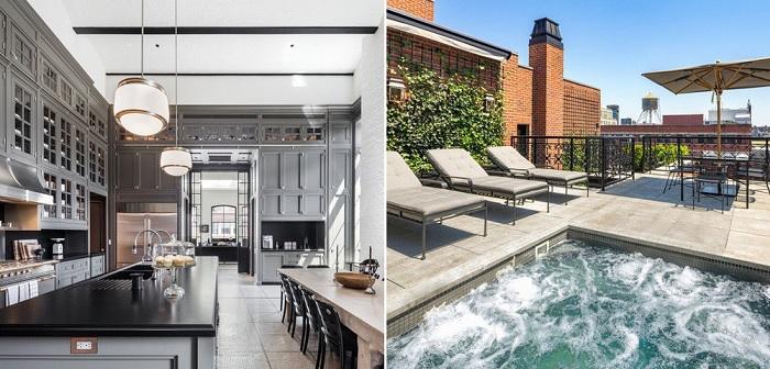 Ngắm căn chung cư đắt nhất khu trung tâm New York, đang được rao bán với giá 65 triệu USD