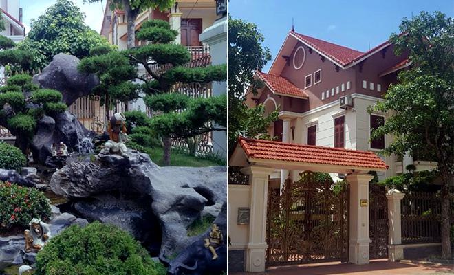 Phố biệt thự này ở phường Vĩnh Trại (TP Lạng Sơn, tỉnh Lạng Sơn) với vô số căn biệt thự được xây dựng theo phong cách châu Âu xa hoa, lộng lẫy.