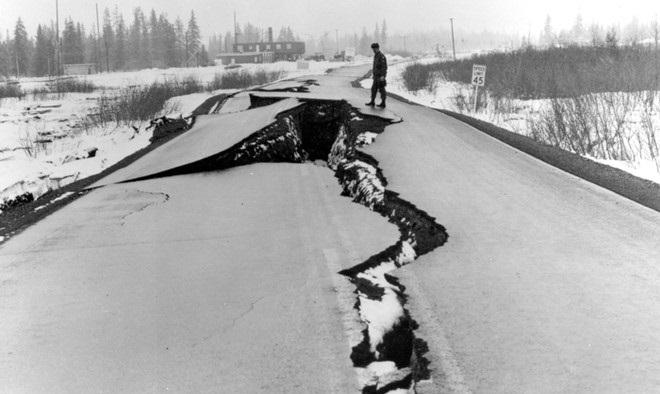 Top 5 trận động đất lớn nhất lịch sử loài người