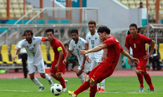 Việt Nam 3-0 Pakistan: Công Phượng 2 lần đá hỏng penalty vẫn ghi bàn