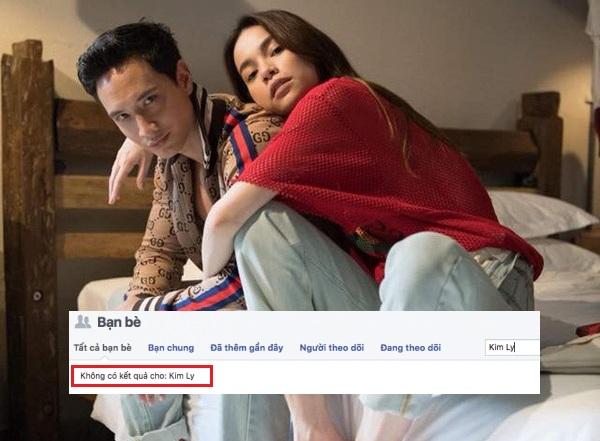 """Hà Hồ và Kim Lý bất ngờ hủy kết bạn, """"đường ai nấy đi"""" sau một năm mặn nồng?"""