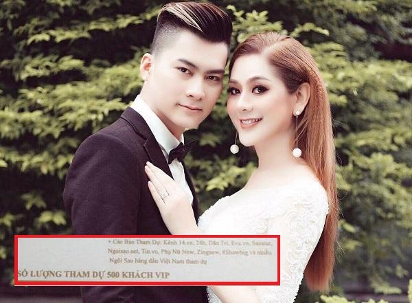 """Khoe khoang đám cưới tiền tỷ, Lâm Khánh Chi bị cư dân mạng """"cười thối mũi"""" vì điều này!"""