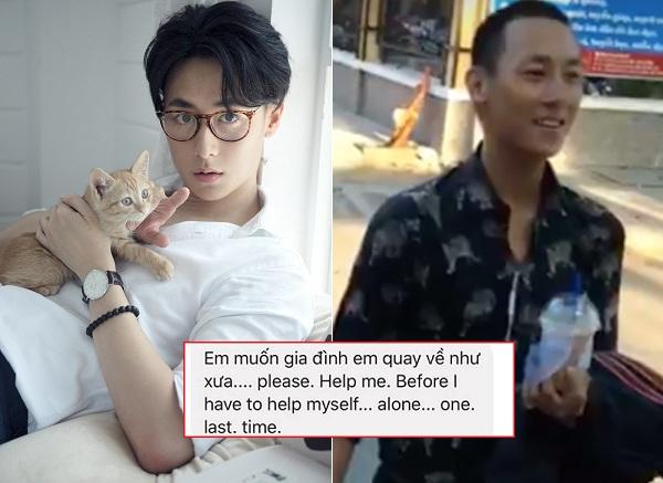 """Sự thật về Rocker Nguyễn: Từ nam thần điển trai, con ngoan đến bệ rạc, ngáo ngơ vì """"điên tình""""?"""