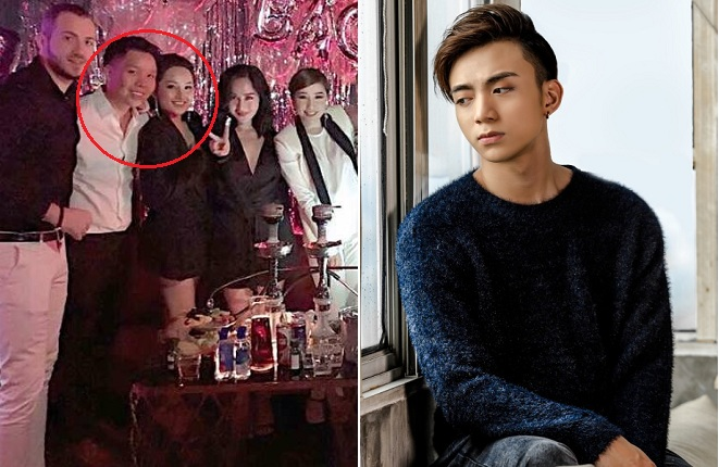 """Giữa nghi vấn chia tay, bạn trai đại gia của Miu Lê lại xuất hiện tình tứ bên """"người cũ"""" Soobin Hoàng Sơn?"""