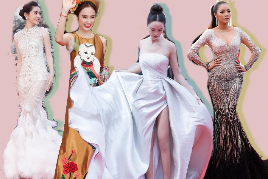 Khi thiết kế Việt Nam tỏa sáng trên thảm đỏ quốc tế