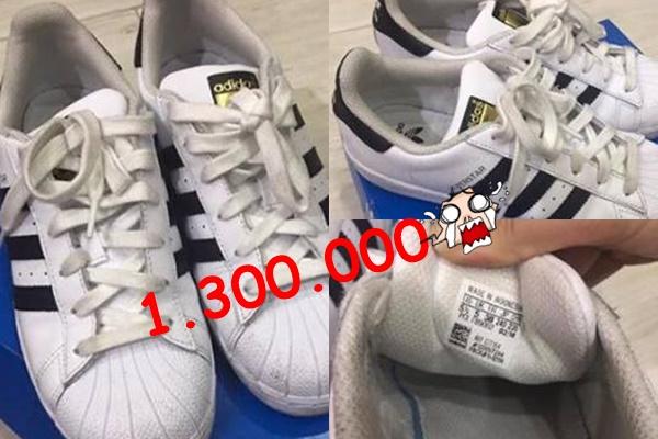 """Thanh lý giày hiệu mới đi 3 lần giá 1 triệu đồng mà """"nát hơn bấy"""", seller bị CĐM vào """"úp sọt"""" thậm tệ"""