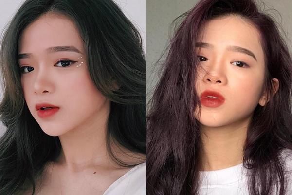 """Kiếm 50 triêu/tháng, trình độ makeup, mua mỹ phẩm của Linh Ka cũng """"lên tay"""" hẳn"""