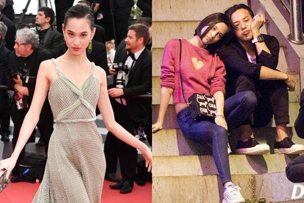 Chia tay hơn 3 năm, Kiko Mizuhara để lộ dấu vết vẫn còn tình cảm với G-Dragon ngay trên thảm đỏ Cannes