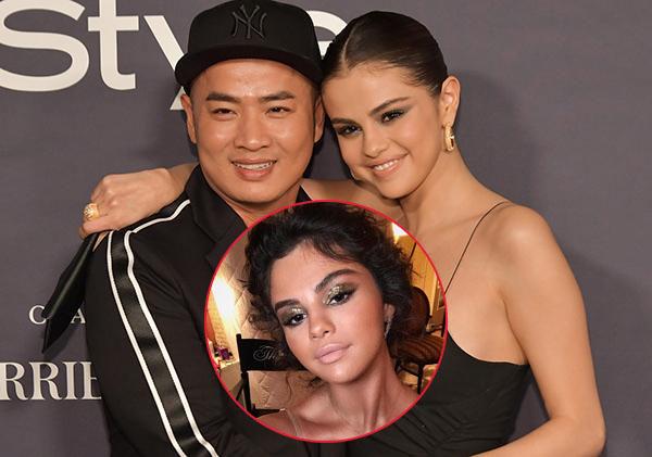 """Chuyên gia trang điểm gốc Việt chính là """"thủ phạm"""" hại Selena Gomez thành """"thảm họa"""" trên thảm đỏ Met Gala không ai khác"""