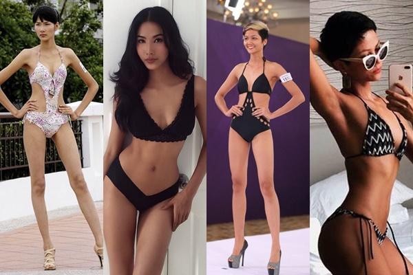 """Sau khi thành Hoa hậu, Á hậu, người đẹp nào cũng biến từ """"cò hương quê mùa"""" thành """"quyến rũ nảy nở"""""""