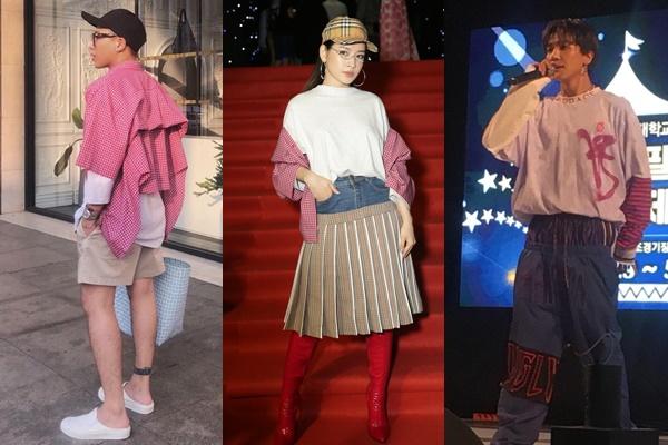 """Các sao nam """"nối gót"""" thảm họa áo vá, váy tụt của Chi Pu chỉ vì...Balenciaga """"nổi"""" quá mà!"""