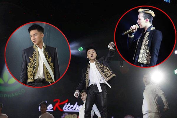 """Vừa mặc trùng áo với Kỳ Duyên, Sơn Tùng lại bị bóc phốt diện đồ """"nhái"""" G-Dragon của tận...5 năm trước?"""