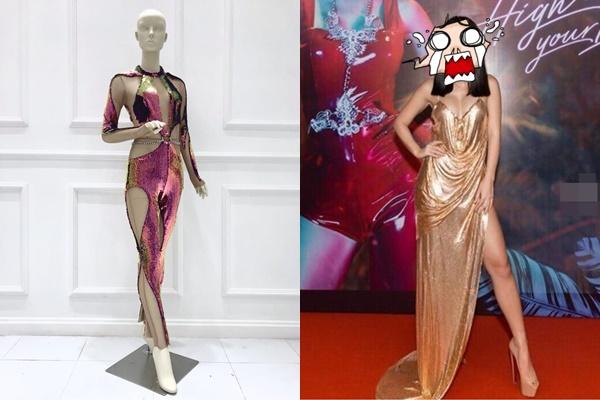 """Lộ diện """"Hoa hậu đi hát"""" sẽ diện bộ trang phục như """"gái quẩy bar"""" của NTK Tiến Truyển"""