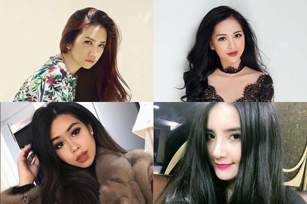 """Hội chị dâu, em dâu nhà sao Việt đã xinh đẹp như hotgirl, lại còn toàn gia thế """"khủng"""""""